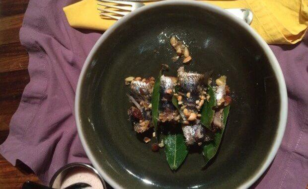 Italian Sardines Beccafico Recipe