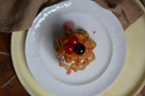 Cassata Siciliana recipe