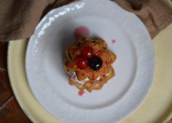 Cassata Siciliana Recipe (With Mini Pandoro)