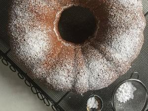 Spelt cake recipe